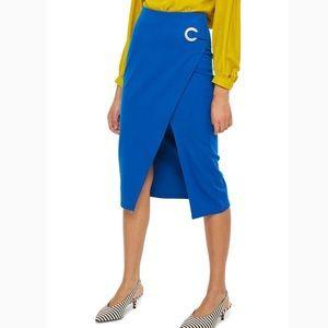 Topshop Jersey Skirt